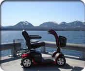Accessibility ashore