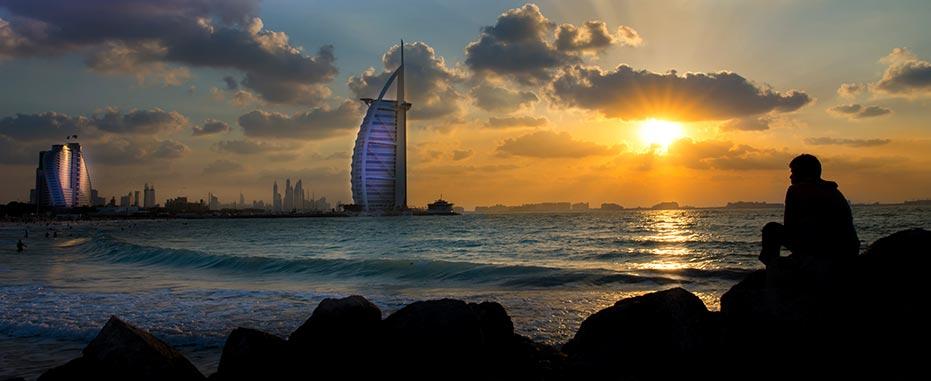 DUBAI and EMIRATES