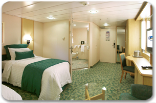 Accessible Inside Stateroom