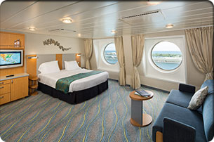 Royal caribbean allure of the seas stateroom photos