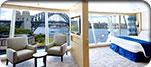 Ocean View Panoramic Suite (No Balcony)