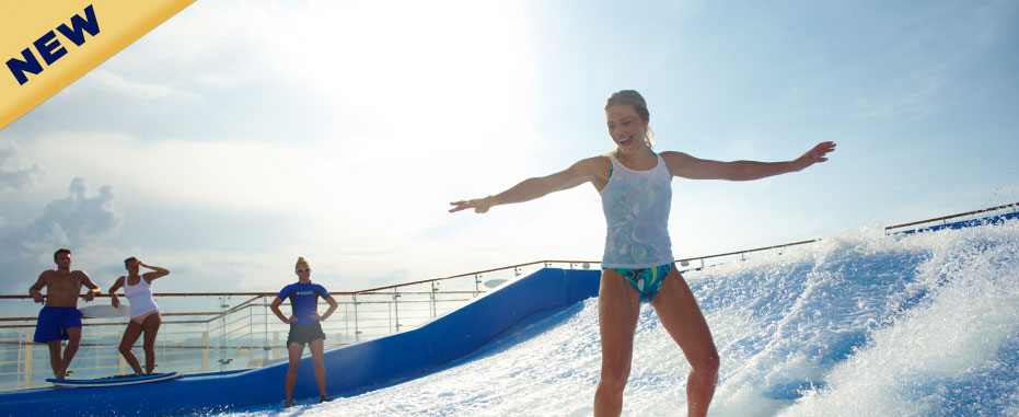 Voyager of the Seas Flowrider
