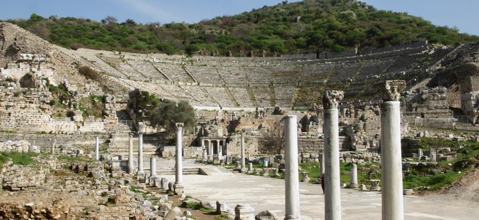 Kusadasi ephesus turkey royal caribbean international - Ephesus turkey cruise port ...
