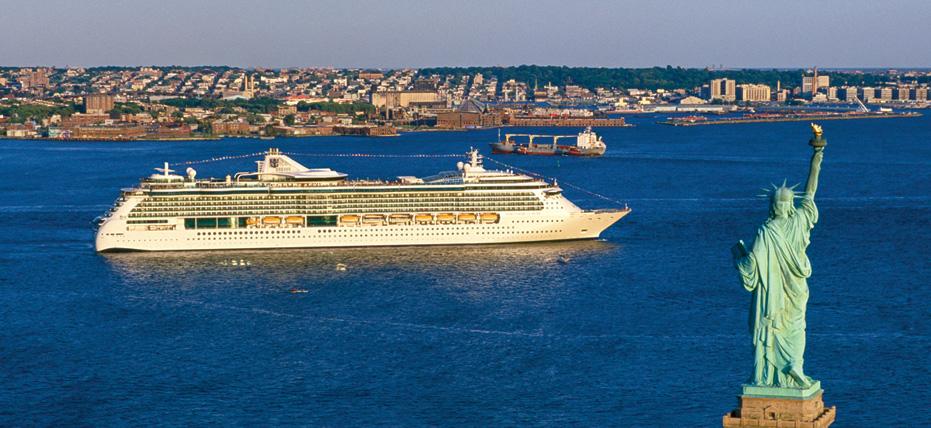 Cape Liberty New Jersey Royal Caribbean International
