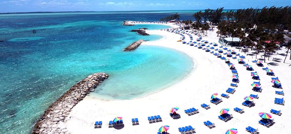 Cococay Bahamas Royal Caribbean International