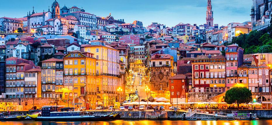 Porto (Leixoes), Portugal