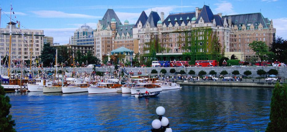 Victoria British Columbia Royal Caribbean International